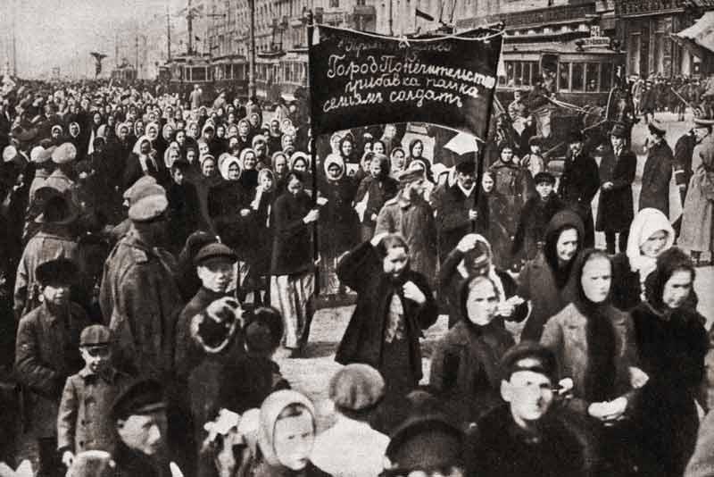 Rivoluzione russa 4