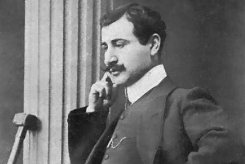 Daniel Varujan