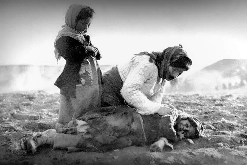 Daniel Varujan e il genocidio armeno negato