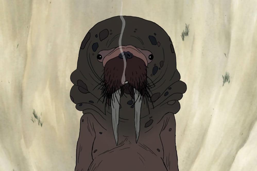 Un lutto da Oscar: Grandpa Walrus