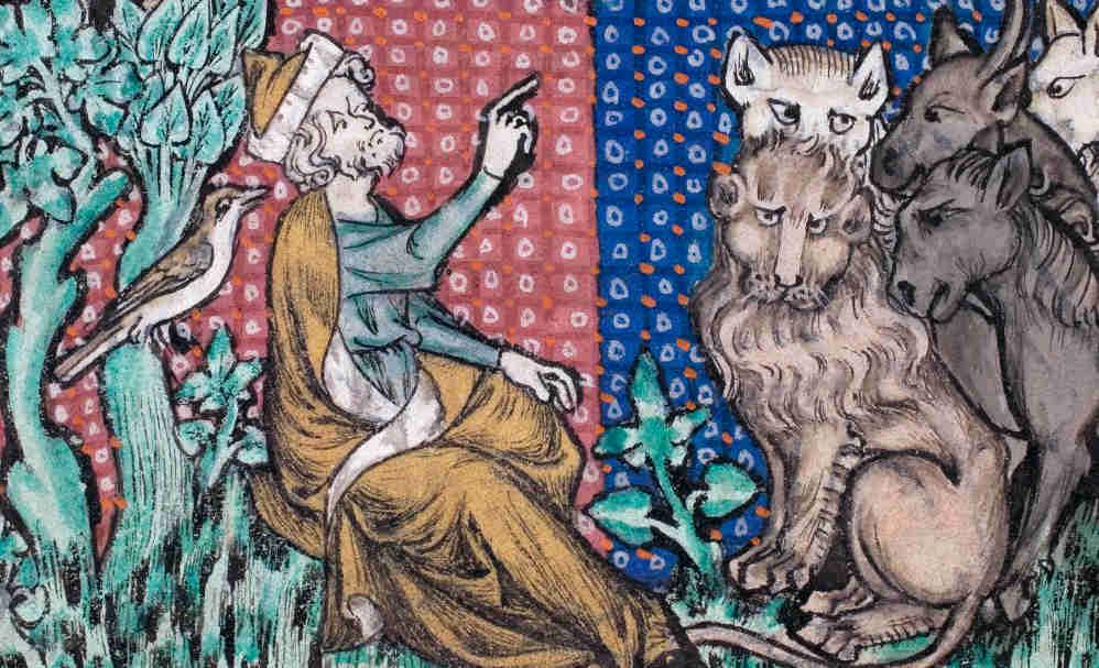L'anima delle bestie