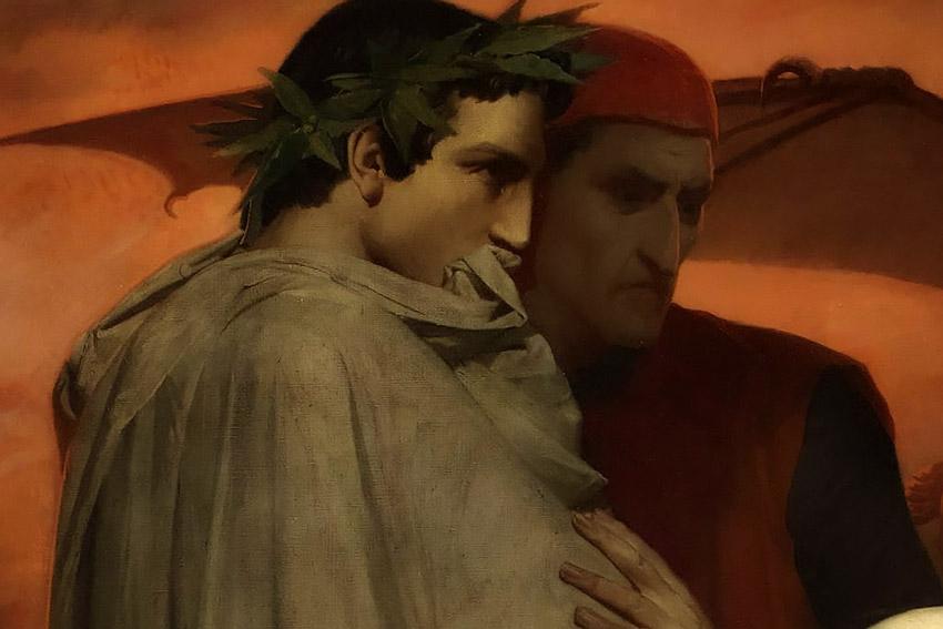 Dante canto XXXII
