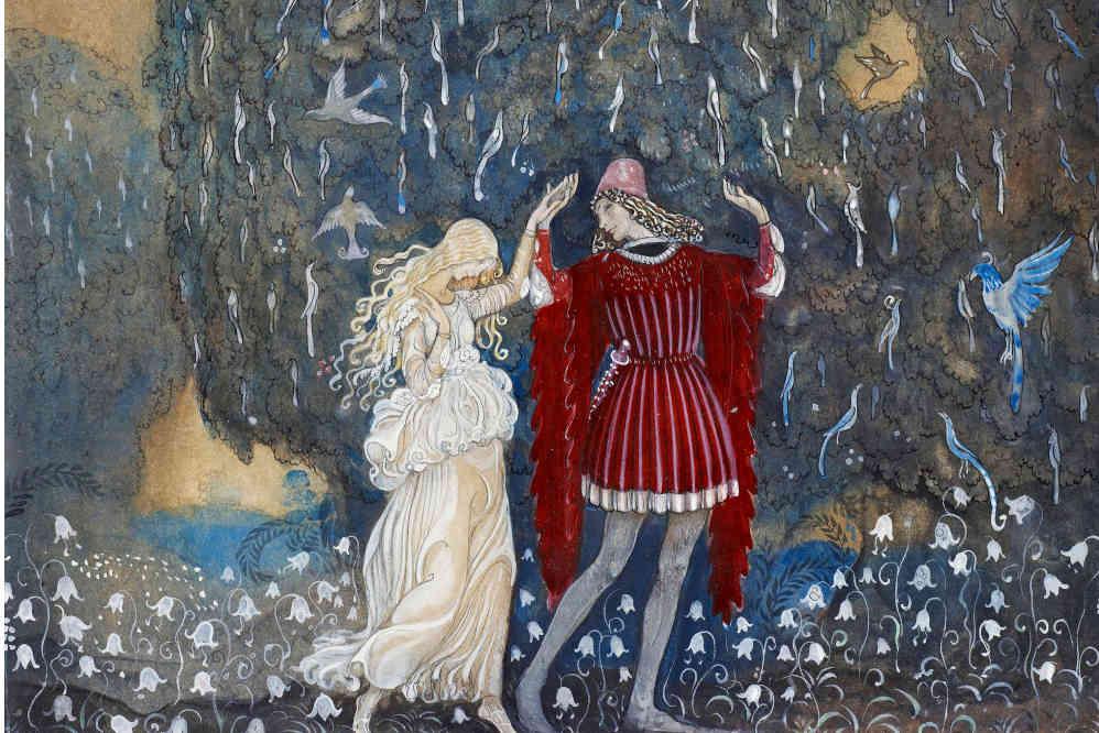 Uno specchio magico: il Piccolo Principe e la fiaba