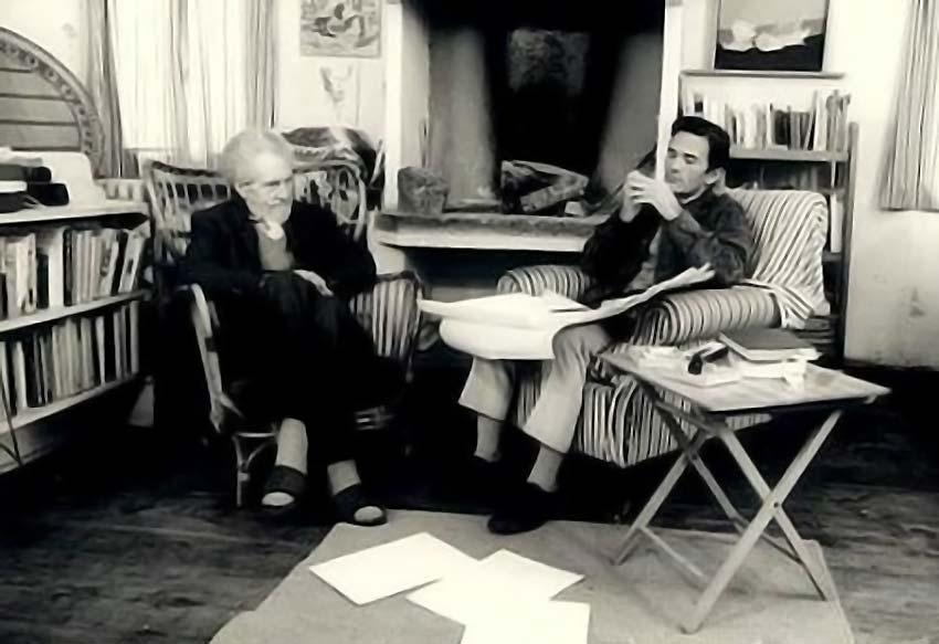 Pier Paolo Pasolini intervista Ezra Pound
