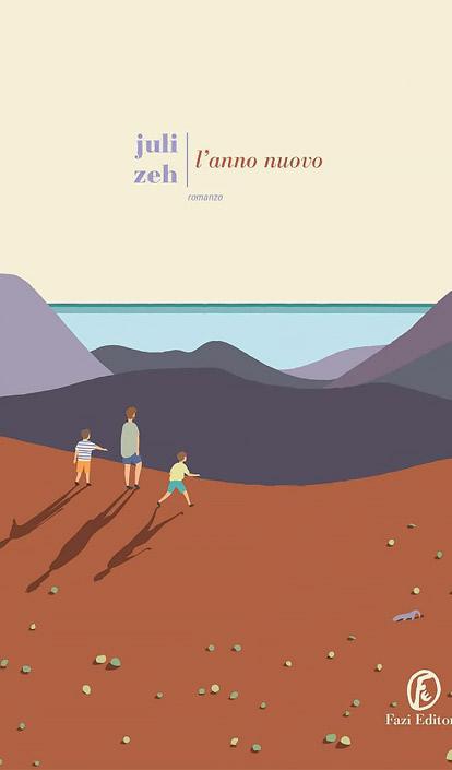 Juli Zeh L'anno nuovo copertina