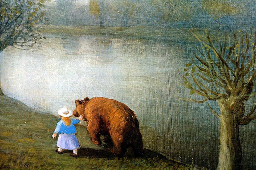 Michael Sowa, L'orso