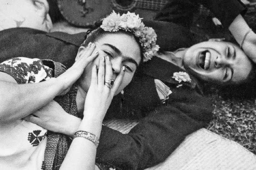 Frida Khalo e Chavela Vargas