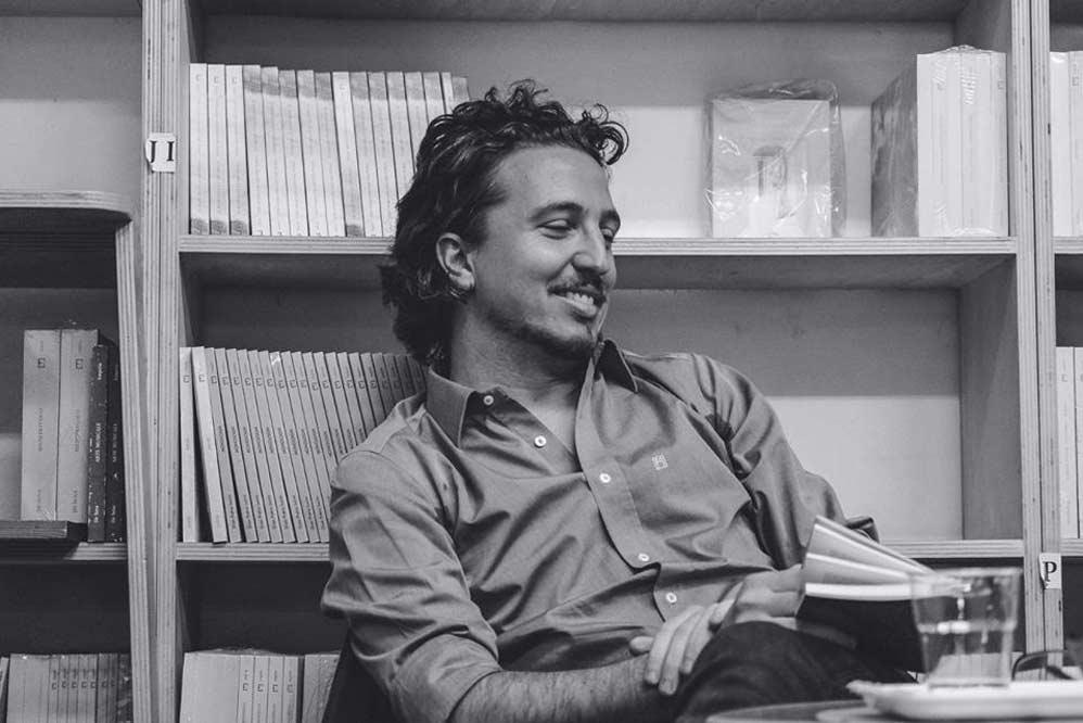 Davide Romagnoli, autore di poesia in dialetto