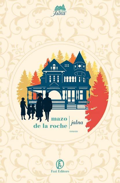 Jalna di Mazo de la Roche, copertina