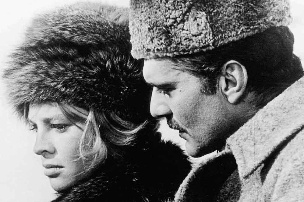 Dal film tratto dal dottor Zivago di Boris Pasternak