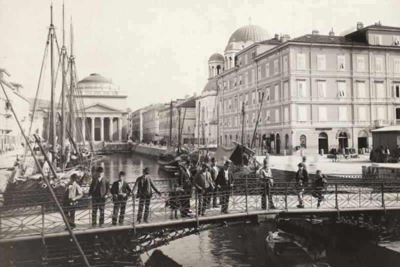 Trieste Giuseppe Wulz