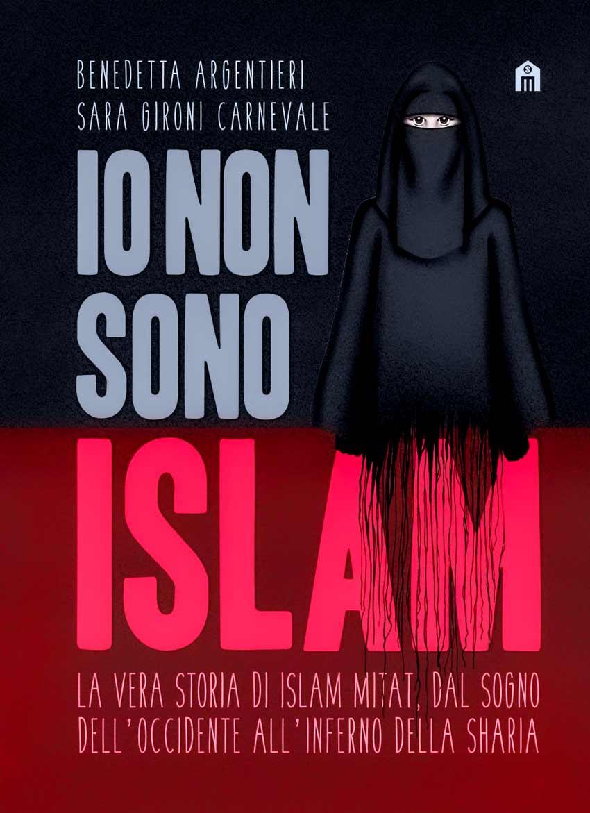 Copertina Io non sono Islam