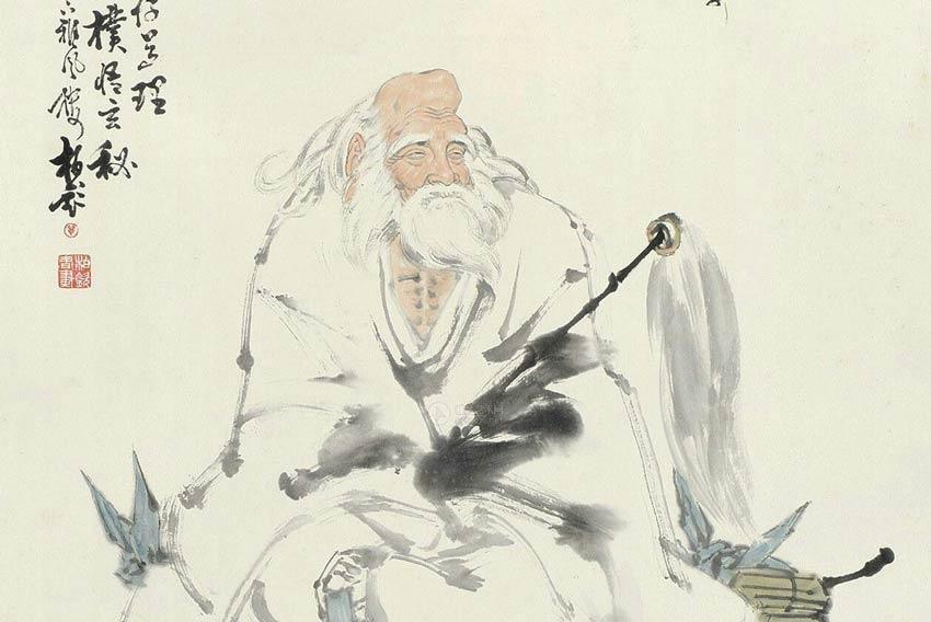 Laozi, padre e fondatore del Daoismo
