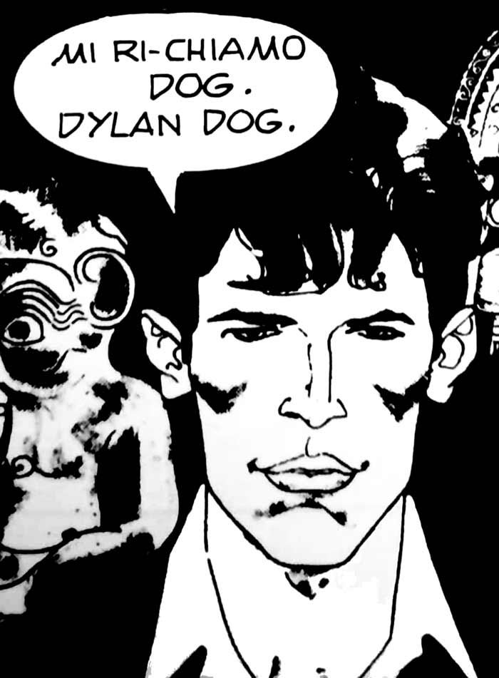 L'alba nera Dylan Dog