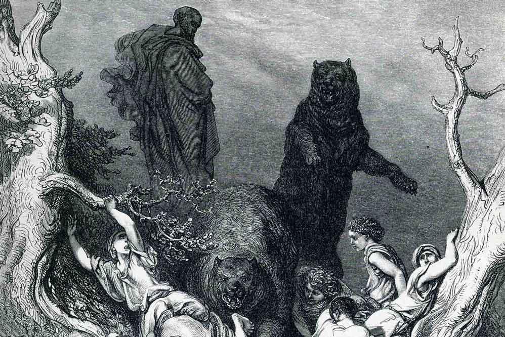L'antichissimo culto dell'orso: il primo Dio?