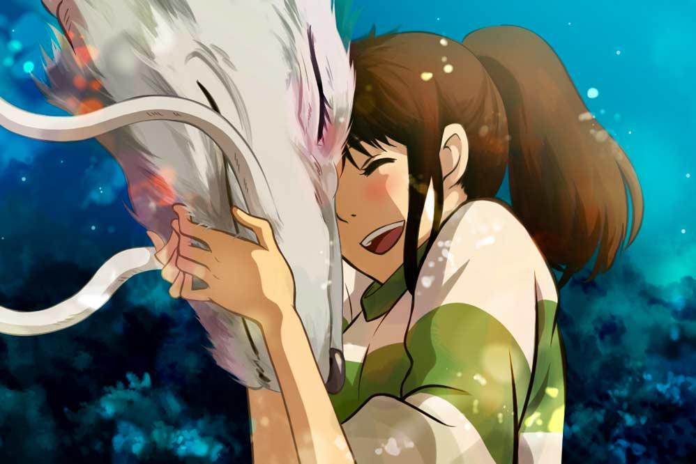 Studio Ghibli, la città incantata