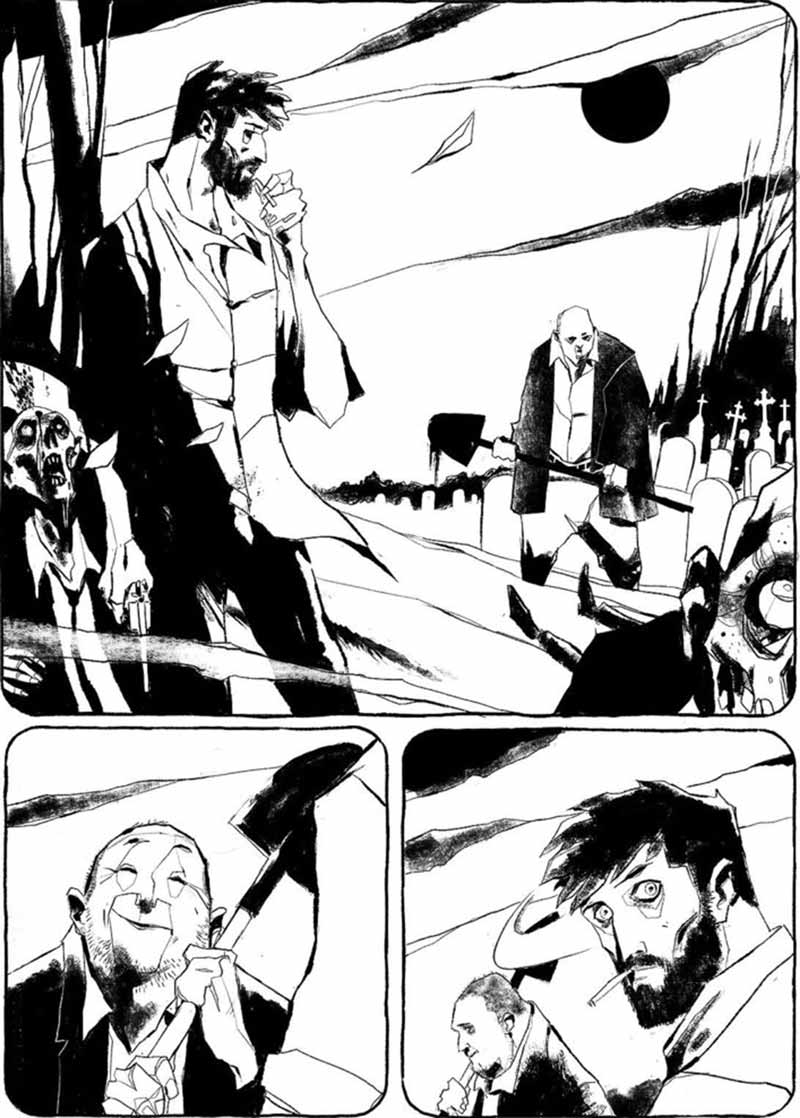 Dylan Dog 402 Il tramonto rosso