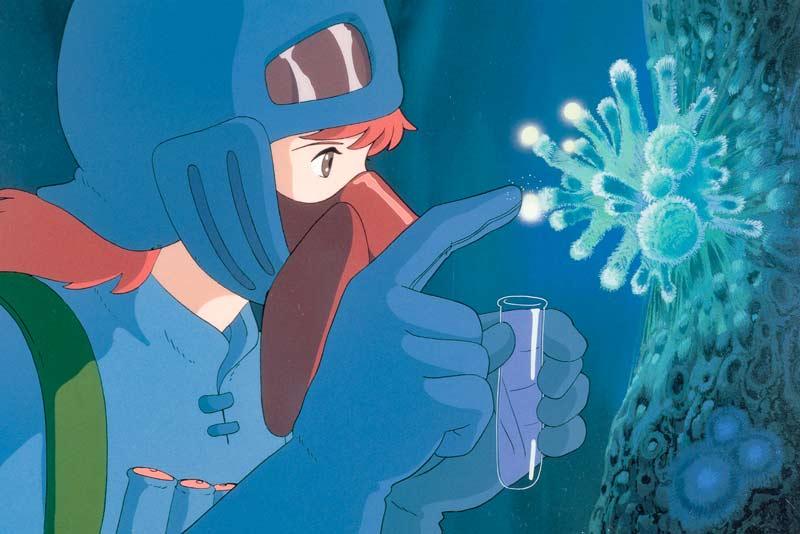 Nausicaa miyazaki