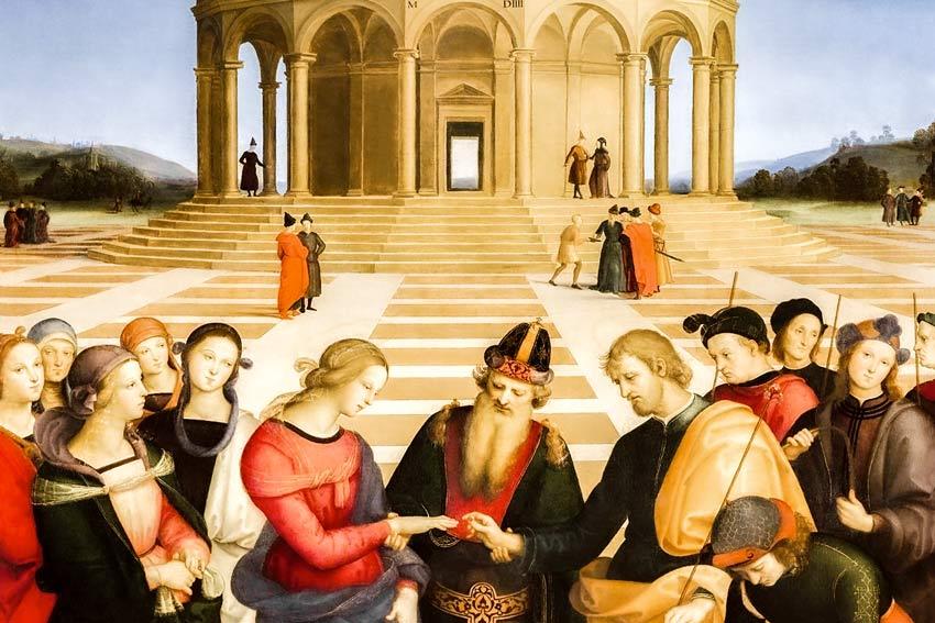 Raffaello architetto: la Basilica di San Pietro