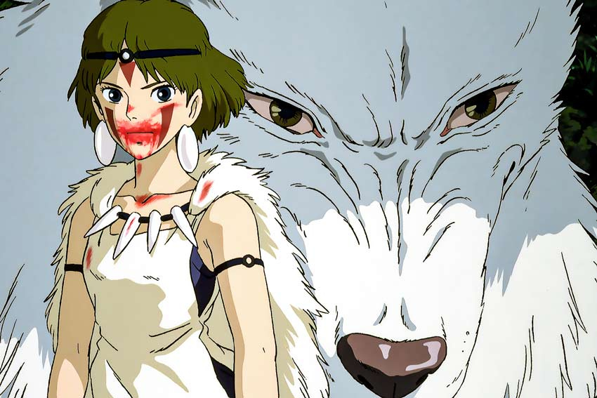 Mononoke - Miyazaki
