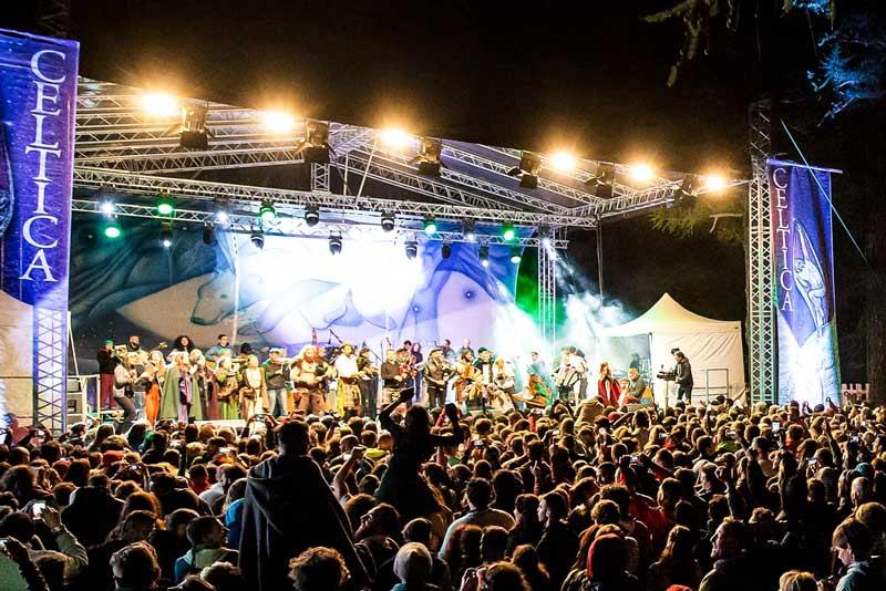 Festival Celtica Valle d'Aosta