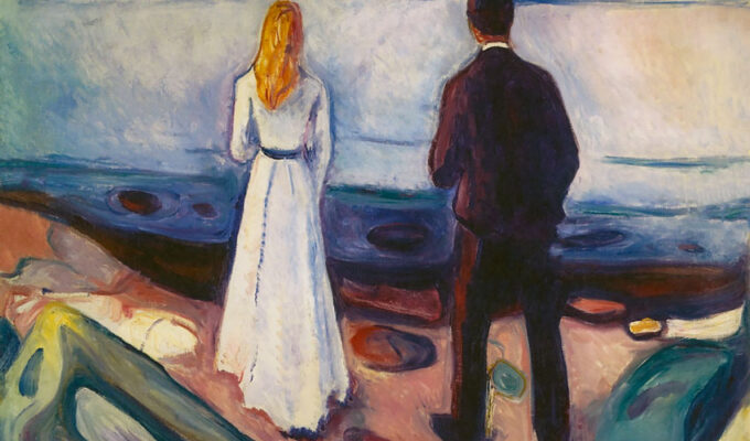 Edward Munch I soli