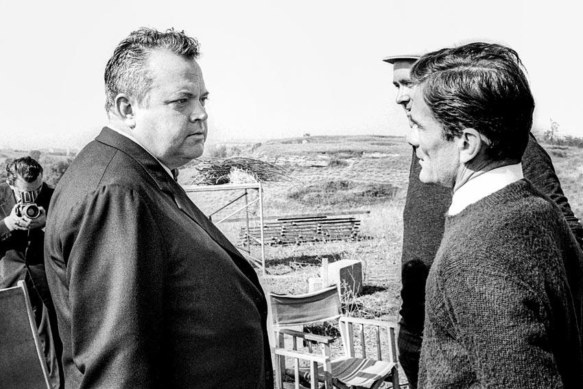 La ricotta Orson Welles Pasolini
