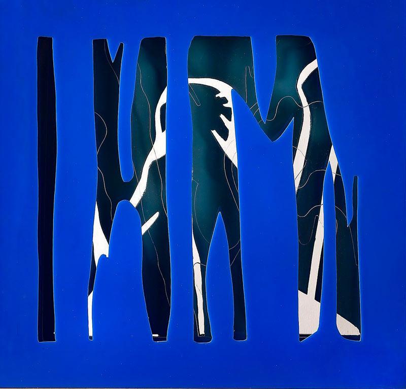Remo Bianco 3D Senza titolo, 1970